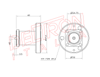 DE230013 - Deltron Italia